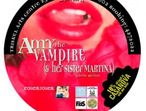Amy The Vampire and Her Sister Martina (Gavin Quinn) Nov 2002