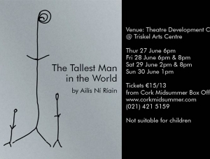 The Tallest Man in the World (Ailís ní Ríain) 2013
